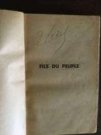 Maurice Thorez. Fils Du Peuple - Livres, BD, Revues