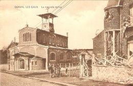 Genval Les Eaux : La Nouvelle église - Rixensart