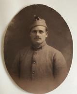 PHOTO Tres Grand Format - Soldat 152e RI (tué Le 26-07-1918 à Mareuil Le Port 97e RI) - - War, Military
