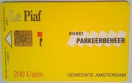 200 Units Le Piaf - Autres Collections