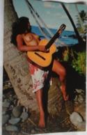 Tahiti  Au Son De La Guitare  Par Afo Giau  Perle Des Mers Du Sud - Polynésie Française