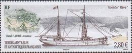 Antarctic. TAAF 2016. Ships. MNH.27920 - Ongebruikt