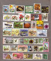 BRITISH COMMONWEALTH Used Gestempelt Oblitere Stamps Lot #8039 - Briefmarken