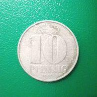 10 Pfennig Münze Aus Der DDR Von 1967 (sehr Schön) II - [ 6] 1949-1990 : RDA - Rep. Dem. Alemana