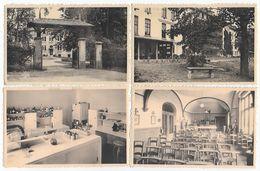 4 CPA Buyzingen, Sanatorium Rose De La Reine - Lille