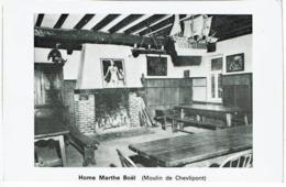 Home Marthe Boël (Moulin De Chevelipont) - Villers-la-Ville