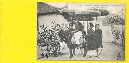 HANOÏ Mandarin à 4 Parapluies Tong-Doc (Dieulefils) TONKIN Viet-Nam - Vietnam