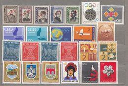 YUGOSLAVIA Different MNH/Mint (**/*) Stamps Lot #16605 - Briefmarken