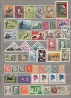 WORLD MONDE Mint/MNH (*/**) Stamps Lot #16615 - Briefmarken