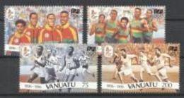 Olympische Spelen  1996 , Vanuatu - Zegels Postfris - Summer 1996: Atlanta