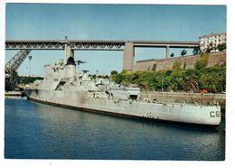 BREST - Le Croiseur De Grasse - Warships