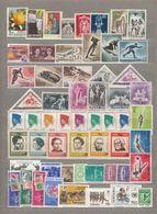 WORLD MONDE MNH (**) Stamps Lot #16625 - Briefmarken