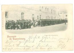 LUXEMBOURG - Souvenir De LUXEMBOURG - Corps Des Volontaires (Année 1897) - Luxembourg - Ville