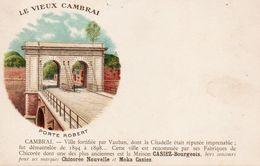 59662CambraiLe Vieux Cambrai - Porte RobertPoskarte - Cambrai