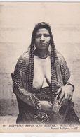 EGYPTE / TYPES ET SCENES / FEMME INDIGENE  / SEINS NUS / LL 27 - Egypt