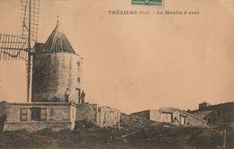 CPA-30-THEZIERS-Le Moulin à Vent - Otros Municipios