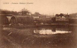 Libin  Fontaine Mahaye (Kaolin)circulé En 1926 - Libin