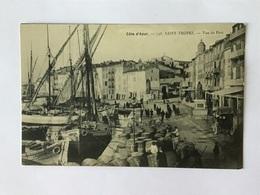 SAINT TROPEZ Vue Du Port - Saint-Tropez
