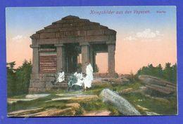 CPA FRANCE 88  ~  Les VOSGES  ~ Kriegsbilder Aus Den Vogesen  ( E. Hartmann ) - France