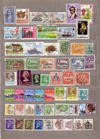 BRITISH COLONIES Used Gestempelt Oblitere Different Stamps Lot #10139 - Briefmarken