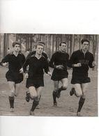 ALLENAMENTO DEL MILAN A MILANELLO - MALDINI - TRAPATTONI - RIVERA - FOTO ORIGINALE 1964 - Sports
