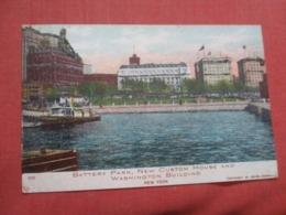 Glitter Added Battery Park Custom House New York > New York City    Ref 4188 - Manhattan