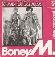 Rivers Of Babylon - Boney M - Hansa International - Disco & Pop