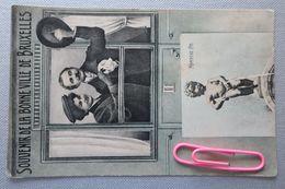 Souvenir De Bonne Ville De BRUXELLES : MANNEKEN-PIS En 1906 - Events