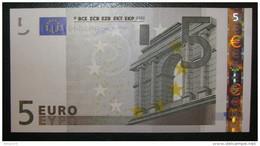 5 EURO J003I6 Italy Serie S Duisenberg Perfect UNC - EURO