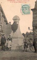 59785LandreciesMonument Commémoratif De Son Héroïque Défense De 1794Circulée - Landrecies