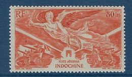 """Indochine Aerien YT 39 (PA) """" Anniversaire De La Victoire """" 1946 Neuf** - Airmail"""