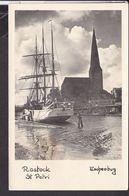 Rostock St.Petri  Karl Eschenburg - Rostock