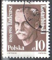 Poland 1986 - Prof. Tadeusz Kotarbinski Mi 3059 - Used - 1944-.... Republic