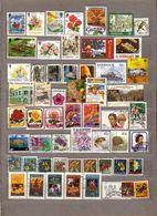 BRITISH COMMONWEALTH Used Gestempelt Oblitere Different Stamps Lot #10162 - Briefmarken