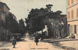CPA LAURIS - Boulevard Garnier - France