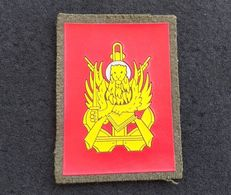 Scudetto Da Braccio Vintage Battaglione San Marco Anni '80 Nuovo Mai Cucito - Marine