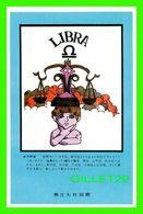 ASTROLOGIE, HOROSCOPE - BALANCE - LIBRA - - Astrology