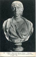CPA -  NIMES - MUSEE DE LA MAISON CARREE - PLAUTILLE, FEMME DE CARACALLA - Nîmes
