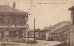 CPA-08-CHARBOGNE-Sortie Du Village Sur Attigny - Autres Communes
