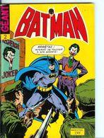 Batman Geant N° 2  Le Joker - Batman