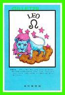ASTROLOGIE, HOROSCOPE - LION - LEO - - Astrology