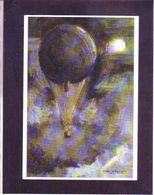 Carte Vol Ballon Finlande 1959 - Finland