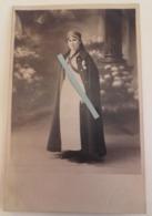 1918 Avignon Infirmière Croix Rouge Union Des Femmes De France Uff Tranchée WW1 14 18 Poilu Carte 1914 1918 Carte Photo - Krieg, Militär