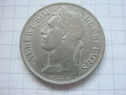 Congo Belgian , 1 Franc 1929 (french) - Congo (Belgian) & Ruanda-Urundi