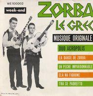 Zorba Le Grec - Duo Acropolis - Musique Originale Du Film - Week-end - Musique De Films
