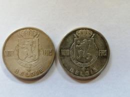 2 X 100 Fr 1949 Nl - 1945-1951: Régence