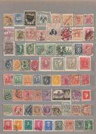 WORLDWIDE MONDE WELT Old Different Used (o) Stamps Lot #16706 - Briefmarken