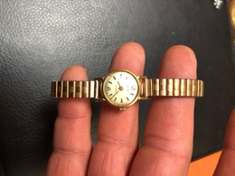 Montre HELBI Suisse En Or 18K - Watches: Old