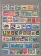 BRITISH COMMONWEALTH 54 Different Used Stamps Lot #16971 - Briefmarken