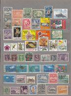 BRITISH COMMONWEALTH 50 Different Used Stamps Lot #16976 - Briefmarken